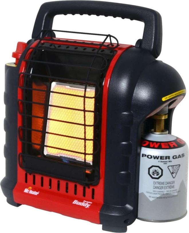 Mr. Heater Portable Buddy Gasheizstrahler