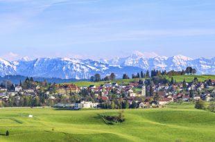 Allgäu Panorama - Camping im Allgäu