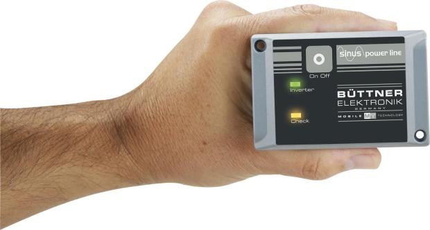 Büttner Sinus-Wechselrichter PowerLine 300 W