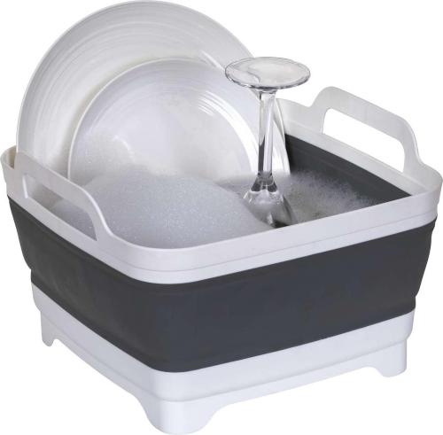 berger-faltbecken-mit-wasserauslass-faltbehaelter