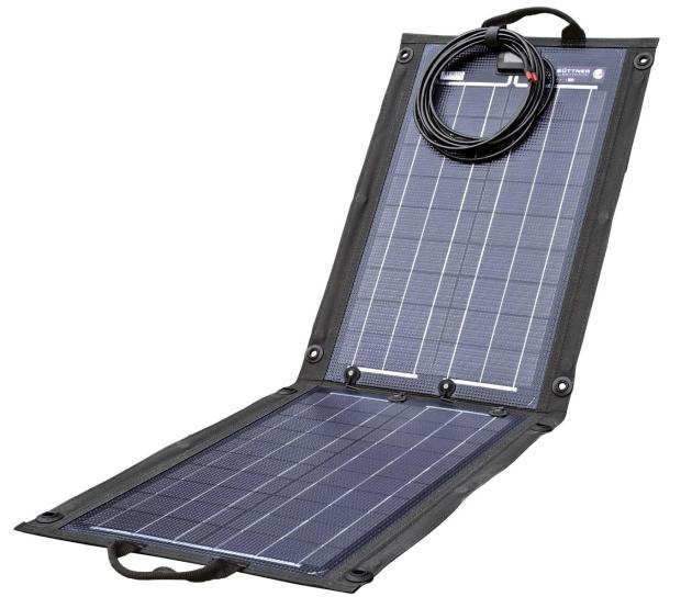 Büttner Mobiles Solarmodul MT50 Travel-Line