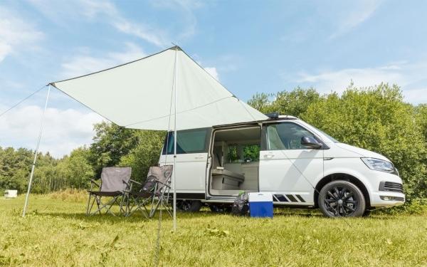Berger Vela UV Tarp Sonnensegel Campingkult
