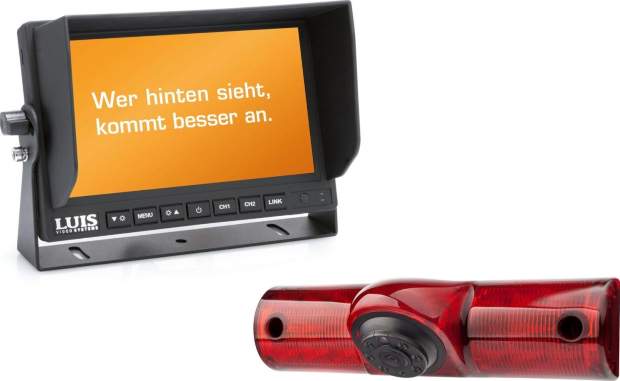 LUIS Bremsleuchtenkamera-System
