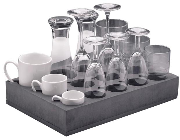 Universaler Glas-/Tassenhalter von Froli