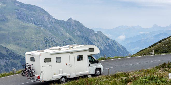 Autarkes Camping in der Schweiz