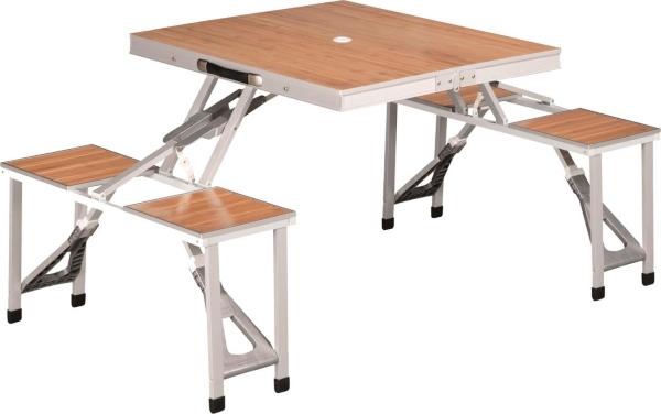 outwell-dawson-picknicktisch-set-150-x-86-cm Campingmöbel Sets