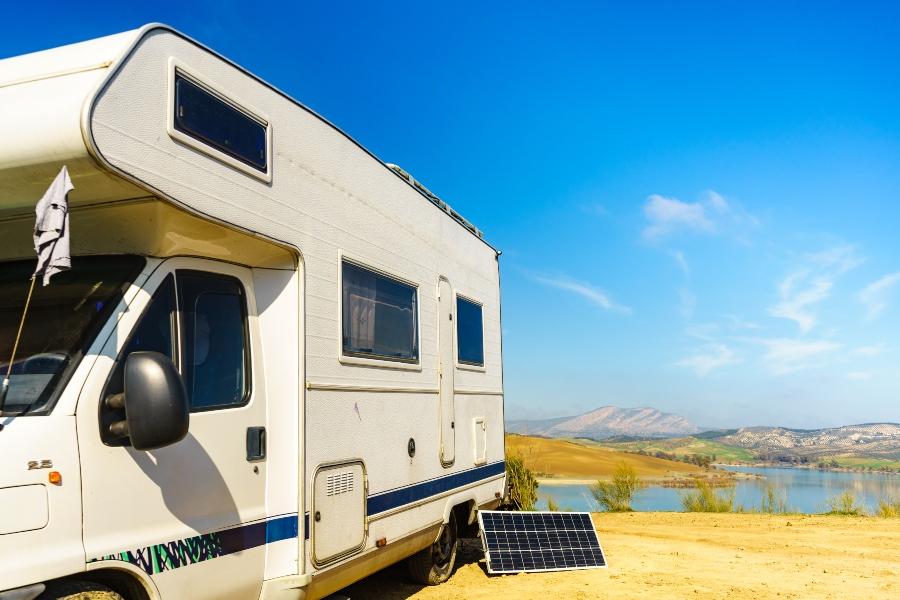 solaranlage-fuer-das-wohnmobil Stromversorgung beim Camping