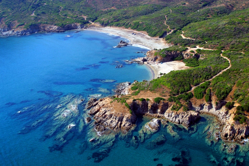 Capo Ferrato Sardinien