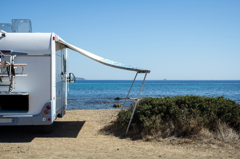Wohnmobil Sardinien