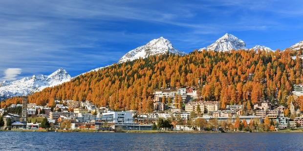 Graubünden im Herbst 2021