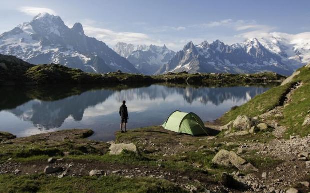 Vango Scafell 200 Trekkingzelt Hiking vs Trekking
