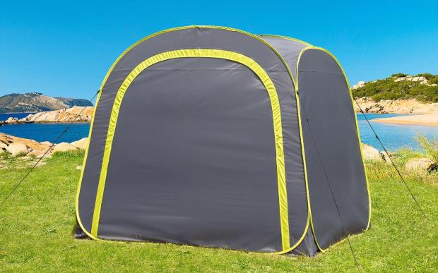 Berger Avila Universalzelt / Wurfzelt - Zeltdepot oder Fahrradunterbringung