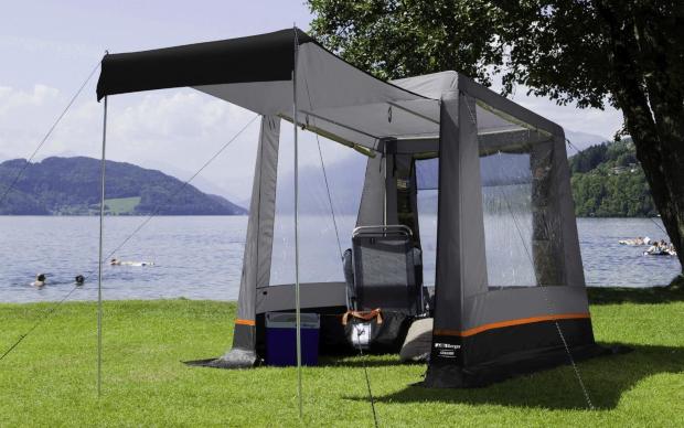 Berger Geräte- und Küchenzelt Granary - Zeltdepot