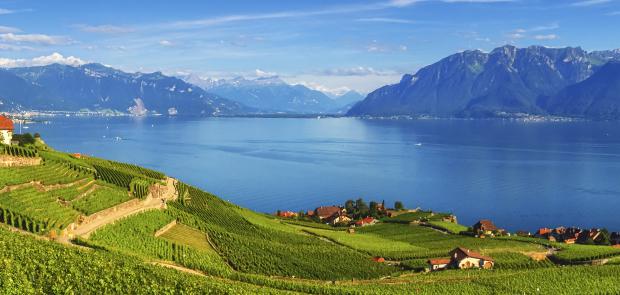 Die schönsten Schweizer Seen - Genfer See