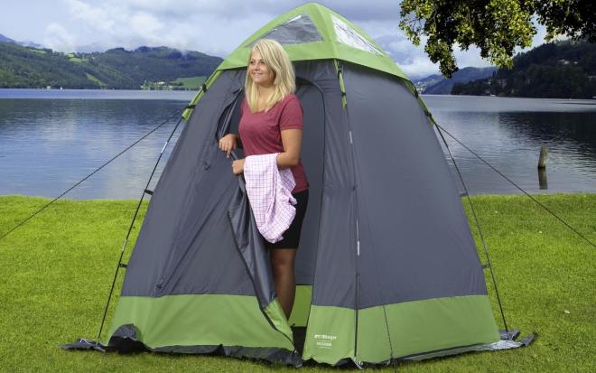 Berger Universal Umkleidekabine - Zeltdepot oder Duschkabine
