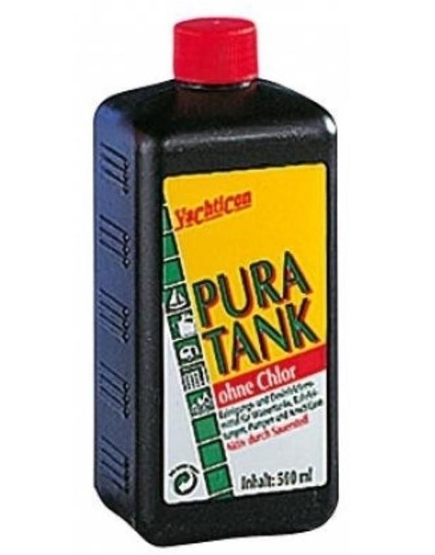 Pura-Tank | Zur Desinfektion aller Wassertanks und -kanister. Chlorfrei