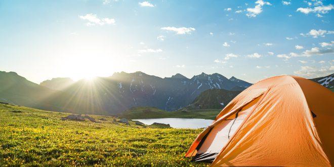 Die schönsten Orte für Camping in den Bergen