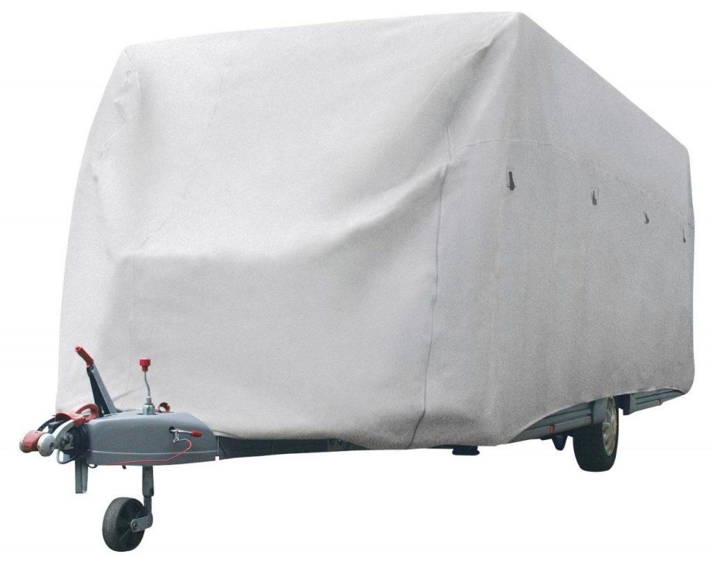 Berger Wohnwagen Schutzhülle - Wohnwagen frostsicher machen