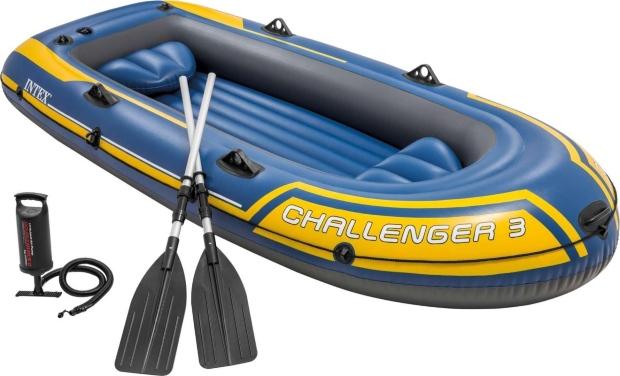 Intex Schlauchboot Challenger 3 Personen