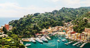 Portofino - Der kürzeste Weg zum Meer