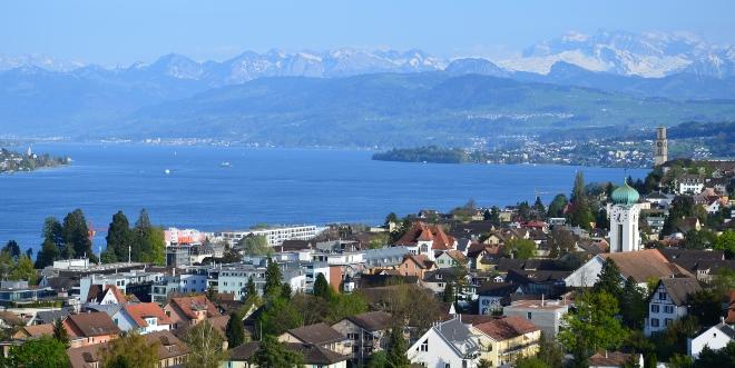 Zürichsee - Ferien in der Schweiz 2021