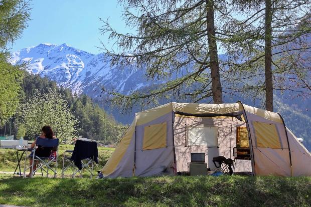 Camping in der traumhaften Kulisse der Alpen - Die schönsten Campingplätze in Österreich