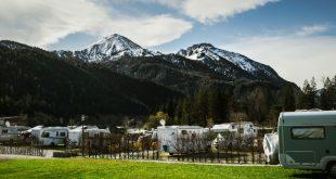 Campingplatz am Achensee - Die schönsten Campingplätze in Österreich