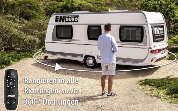 Enduro EM505FL vollautomatische Rangierhilfe Ein- / Zweiachser