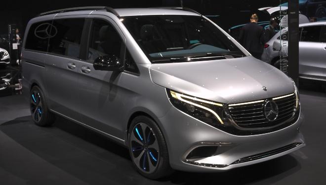 Mercedes-Benz V 250 BlueTEC Edition 1 Lang (V 447) - Elektro-Camper