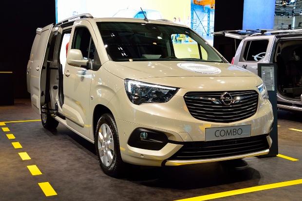 Opel Combo - Mini Camper