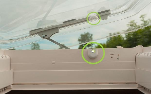 E-Trailer Switch Sensor Tür / Fenster für Smart Trailer System 2 Stück