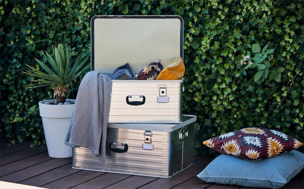 Enders Toronto M 47 Liter Classic Box - Aluminiumbox