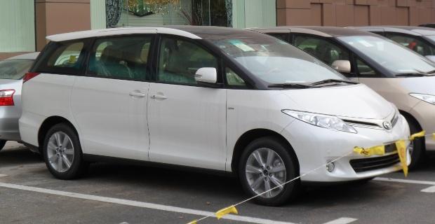Toyota Previa XR50 - Mini Camper