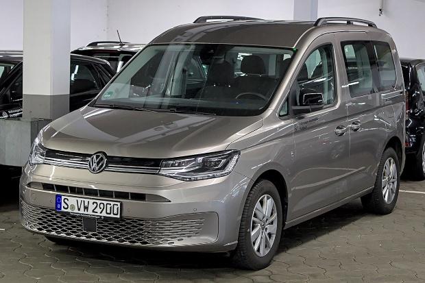 VW Caddy - Mini Camper