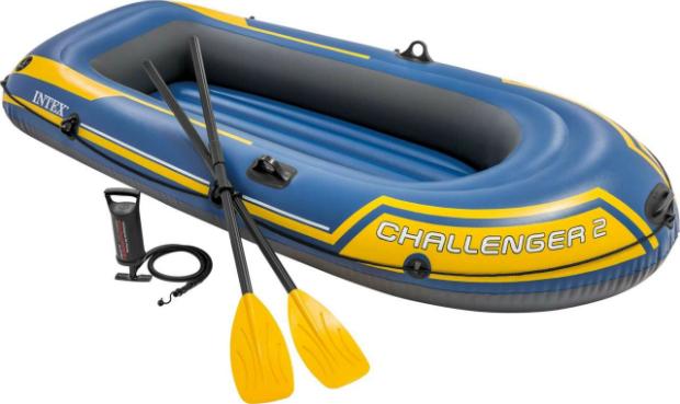 Intex Schlauchboot Challenger 2